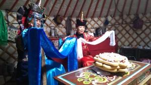 Mongolischer Abend